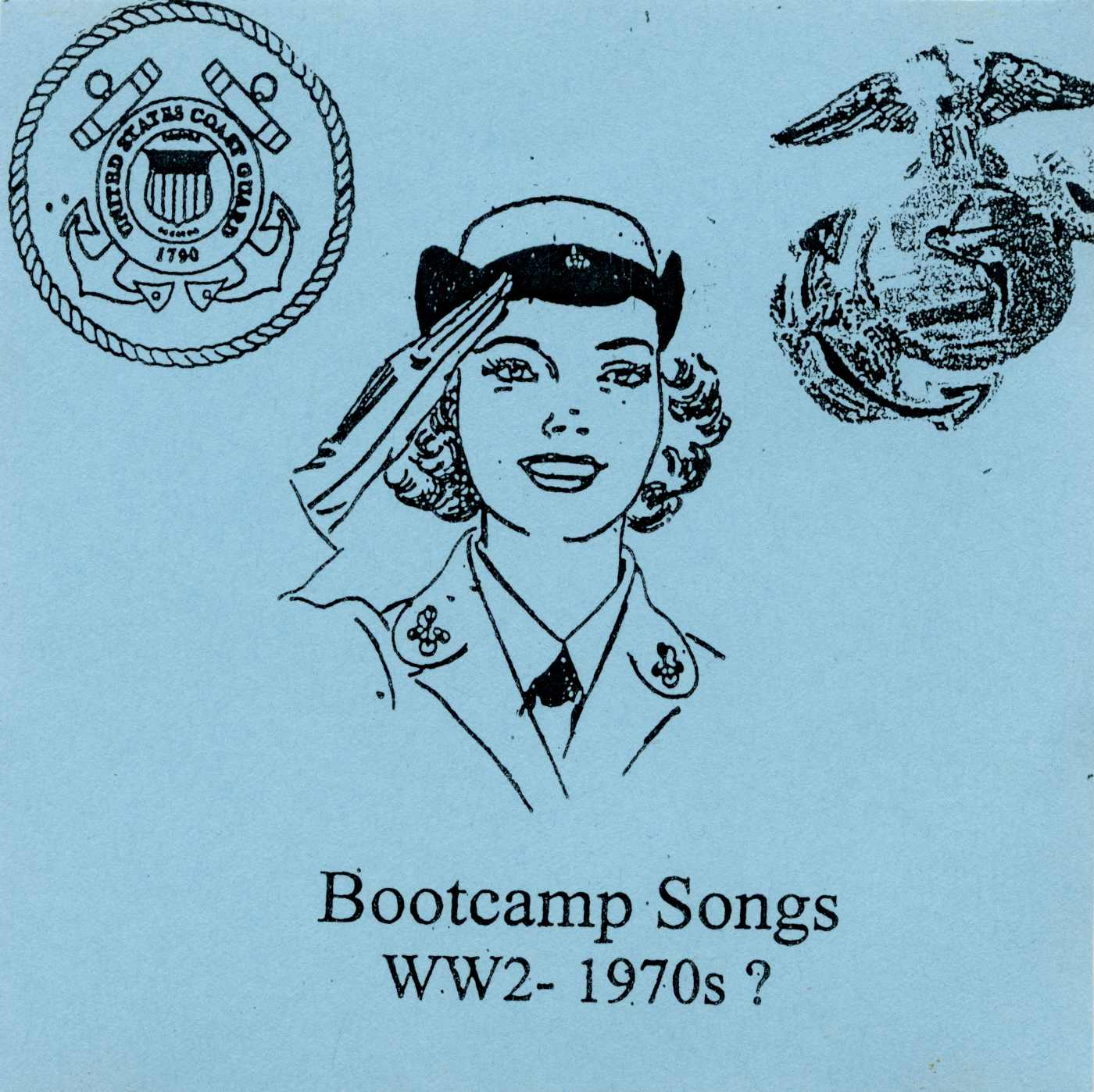 WAVE Songs (1950s)