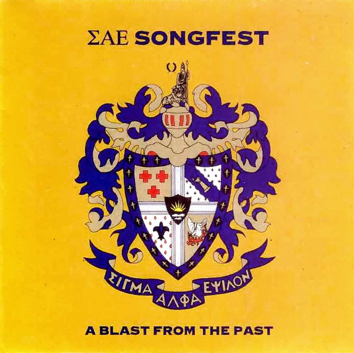 Sigma alpha epsilon songfest cd sae songs sae songfest a blast from the past buycottarizona Images