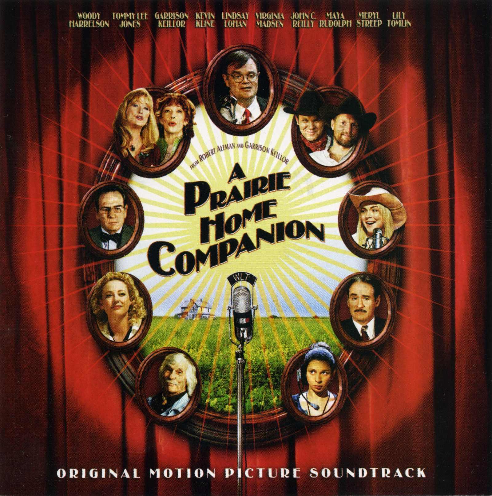 Prairie Home panion Sound Track